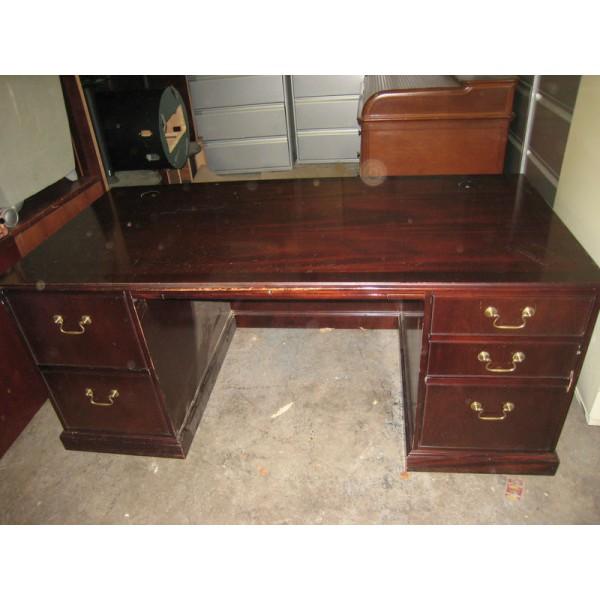 Baker Traditional Executive Desk